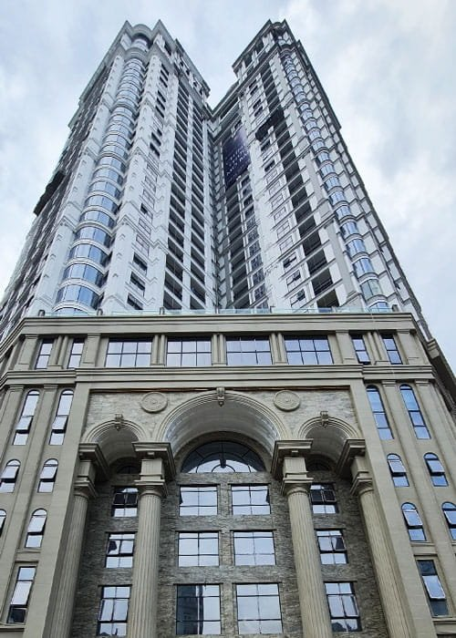 Bán căn hộ chung cư cao cấp 3 phòng ngủ cách ĐH Ngoại Thương chỉ 400m
